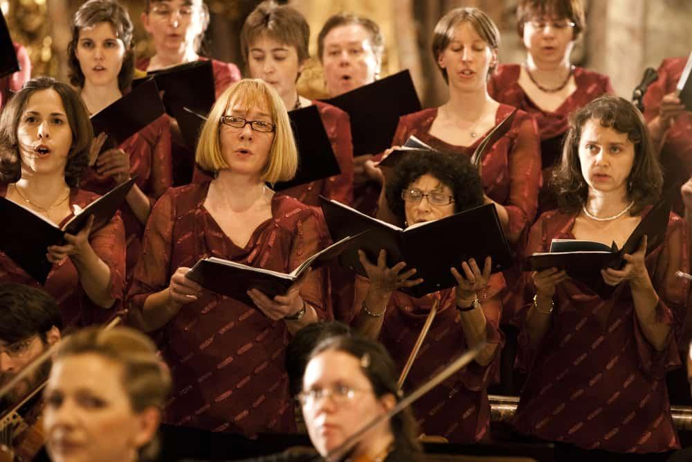 Rosscarbery choir recital