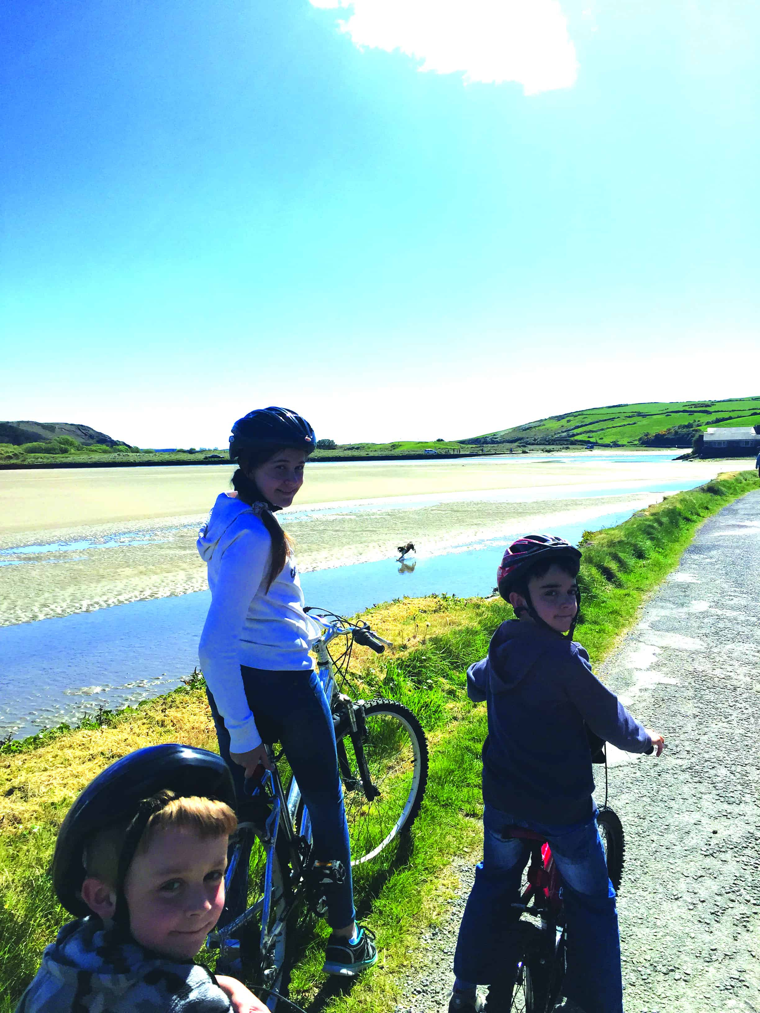 Cycling in West Cork