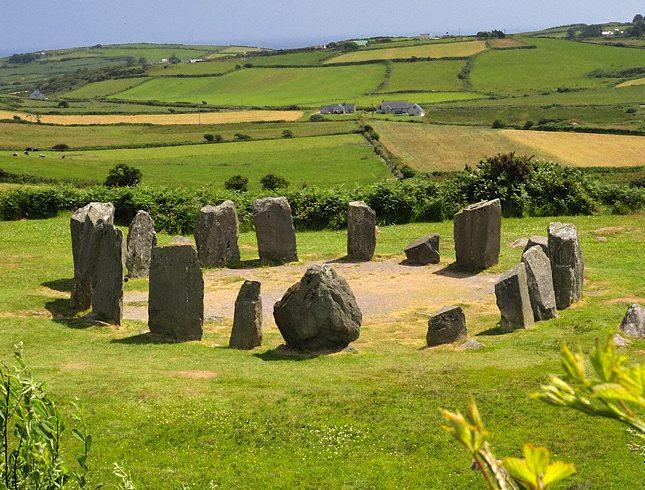 Drombeg Stone Circle, Rosscarbery