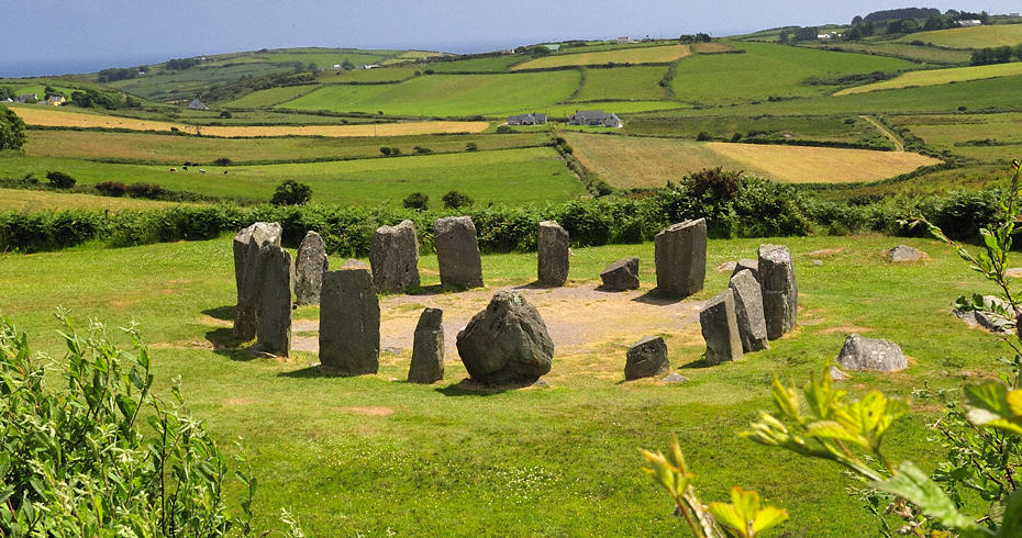 Drombeg Stone Circle, Rosscarbery