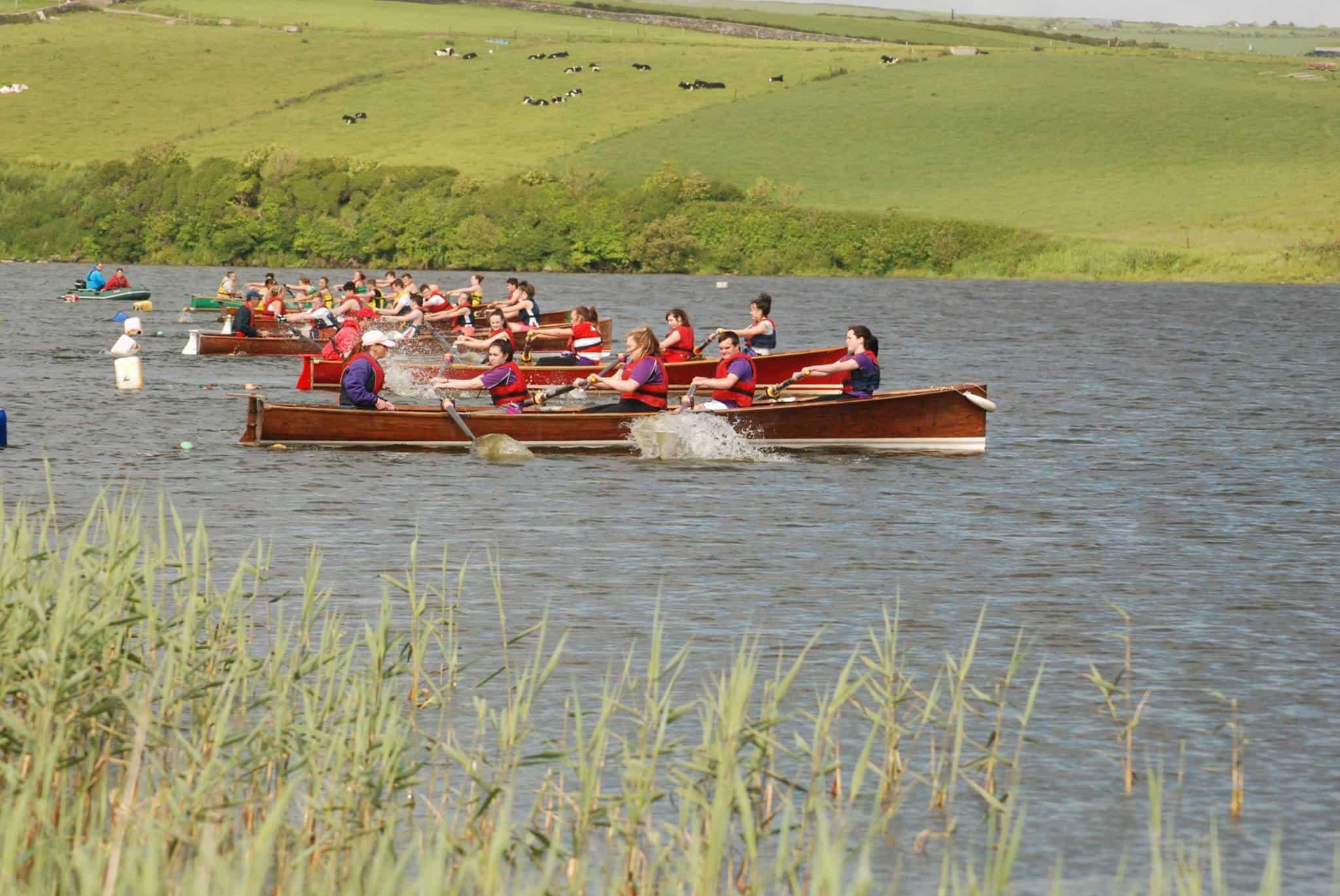 Rosscarbery rowing club regatta