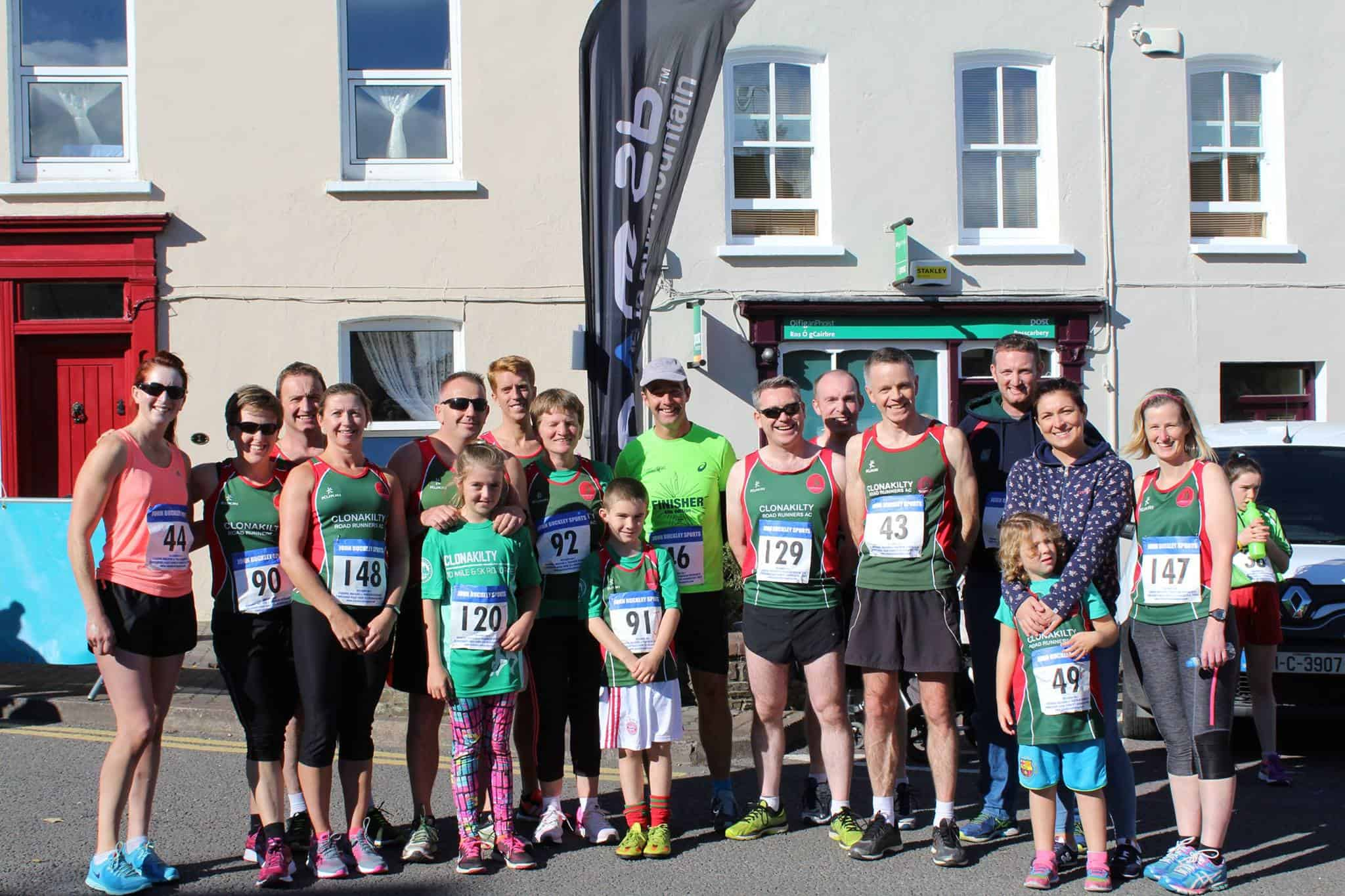 Rosscarbery Steam Engine Road Race 5km
